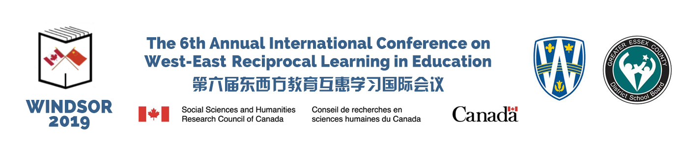 The Sixth Annual International Conference on West-East (WE) Reciprocal Learning in Education